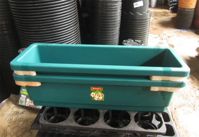 Pot Panjang Regtagulator 55cm Hijau