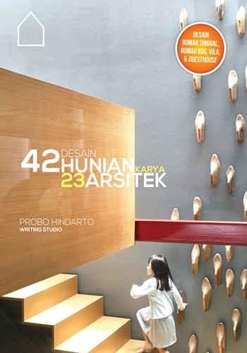 harga 42 desain hunian karya 23 desain arsitektur - probo hindarto Tokopedia.com