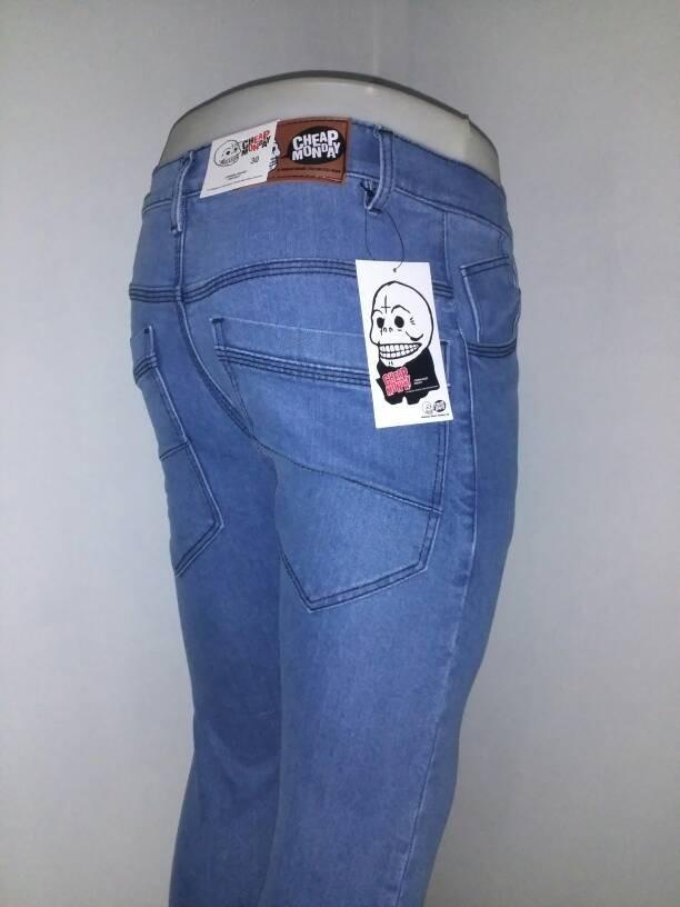 harga Celana jeans cheap monday skinny/strech pria size 27-30 bioblitz Tokopedia.com