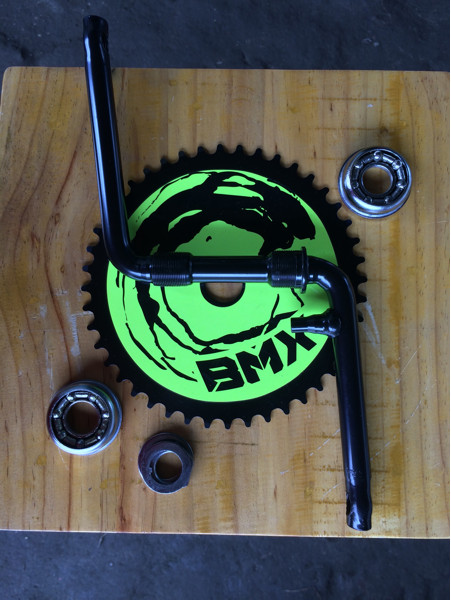 harga Crank sepeda bmx ukuran 20 Tokopedia.com