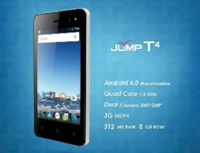 harga Evercoss a74j jump t4 - quad core 1.2 ghz 4  lcd 5mp/2mp camera 3g Tokopedia.com