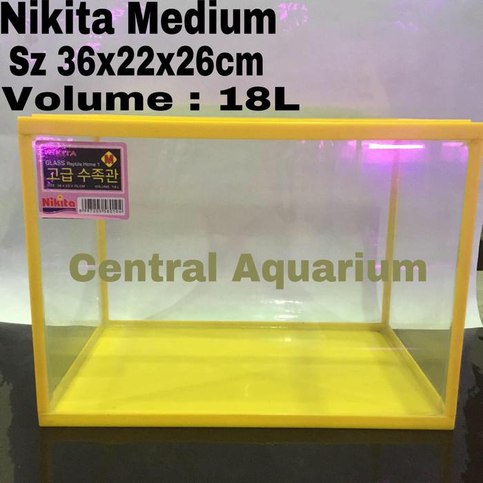 harga Aquarium nikita triset m Tokopedia.com