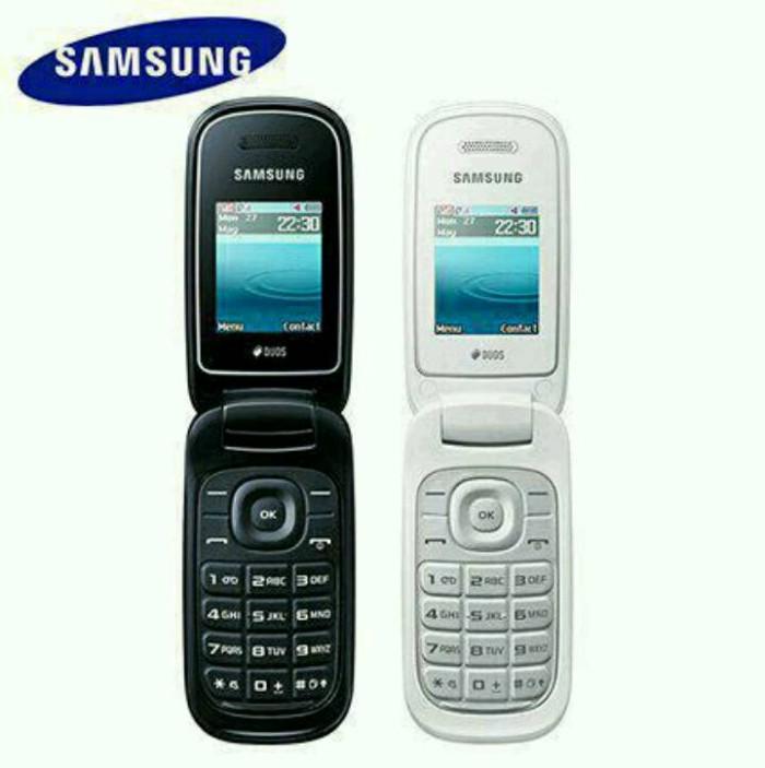 Jual Samsung Caramel E1272 Samsung Lipat Flip 2 Sim Card Garansi 1
