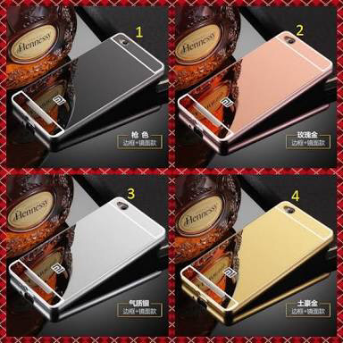 Foto Produk Bumper Mirror LUXURY Alumunium Case Samsung Galaxy Grand Duos / i9082 dari Case Jp