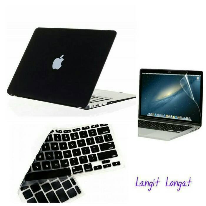 harga Case macbook air 11 inch skin keyboard screen guard protector Tokopedia.com