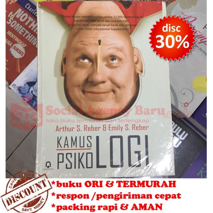 harga Kamus psikologi - arthur s. reber, emily s. reber Tokopedia.com