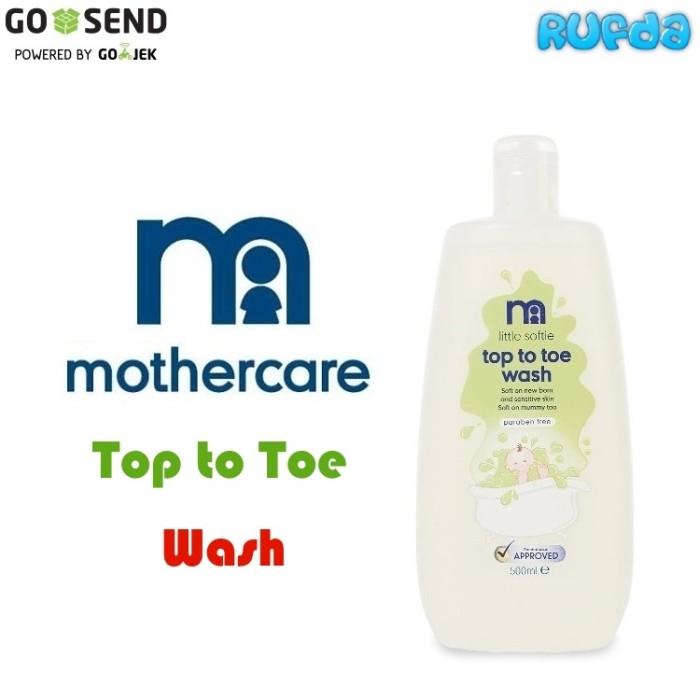 harga Mothercare top to toe wash Tokopedia.com