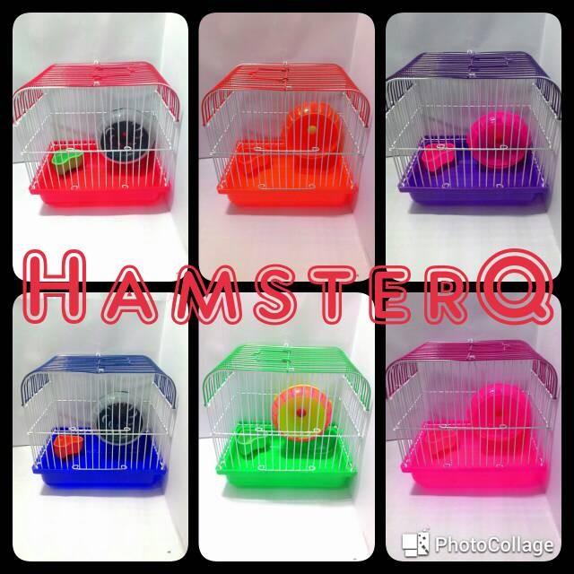 Kandang Mini Hamster #01