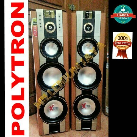 harga Active speaker polytron pas 79 bluetooth & karaoke Tokopedia.com