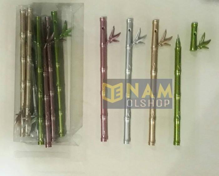 harga Pulpen gel suling bambu lucu dan unik ( gel pen ) Tokopedia.com
