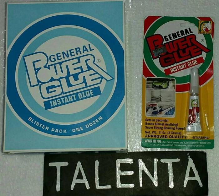 harga Lem power glue general Tokopedia.com