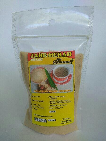 Info Jahe Merah Hargano.com