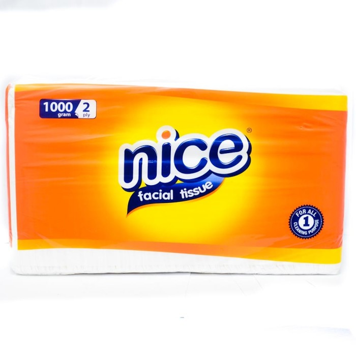 Jual Tissue NICE 1000 Gr - Tissue Lembaran - Tissue Facial