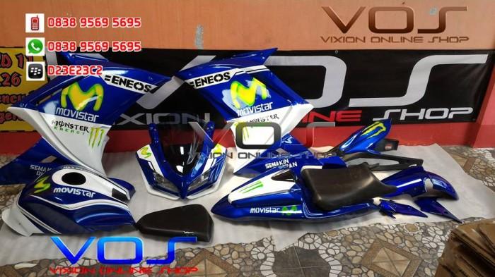 harga Full fairing model r 25 v2 untuk old vixion dan new vixion by whatsapp Tokopedia.com