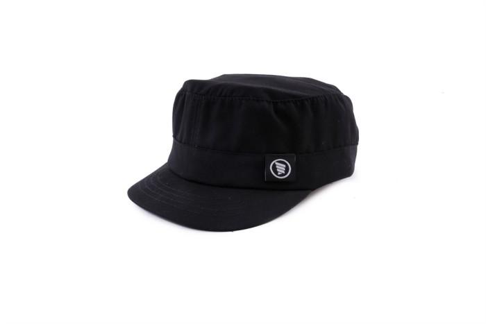 Black army, topi lapangan pria, model tentara, hrcn outfitters,…