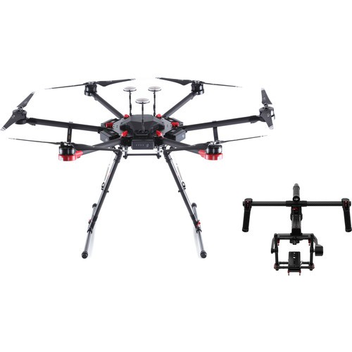 DJI MATRICE 600 PRO HEXACOPTER WITH