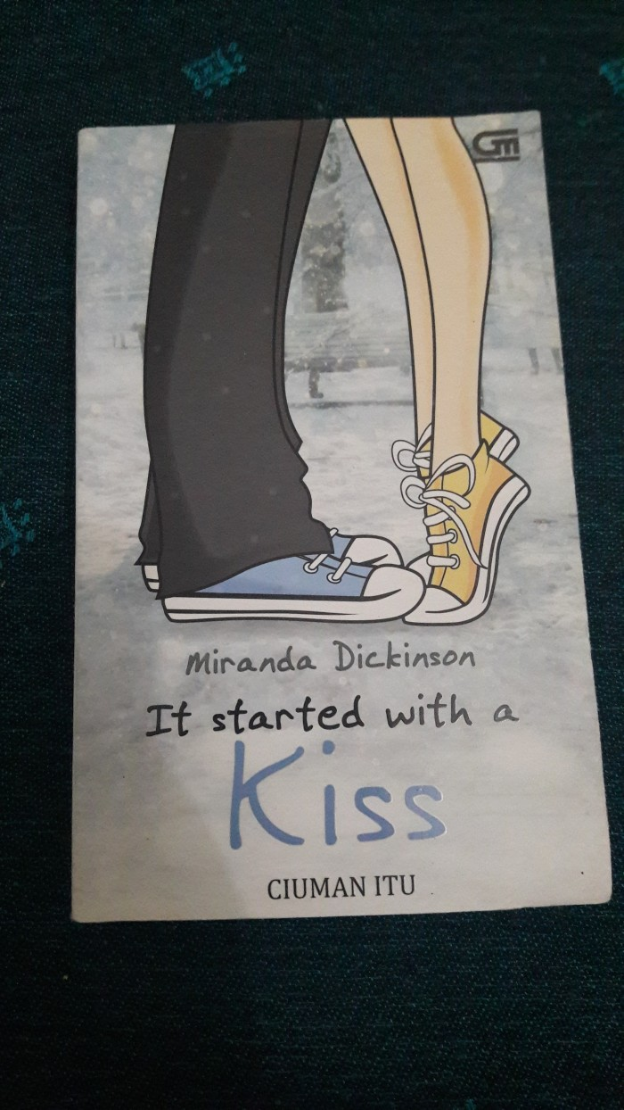 Jual It Started With A Kiss Ciuman Itu Jakarta Barat Sista Ic