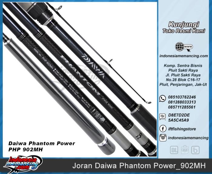 harga Joran Mancing Daiwa Phantom Power 902mh (panjang 2.70m Utk Casting) Tokopedia.com