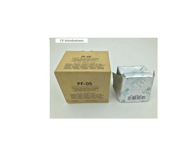 harga Print head pf 05 canon ipf 6300 pf 05 for canon plotter ipf 6300 rp7jt Tokopedia.com