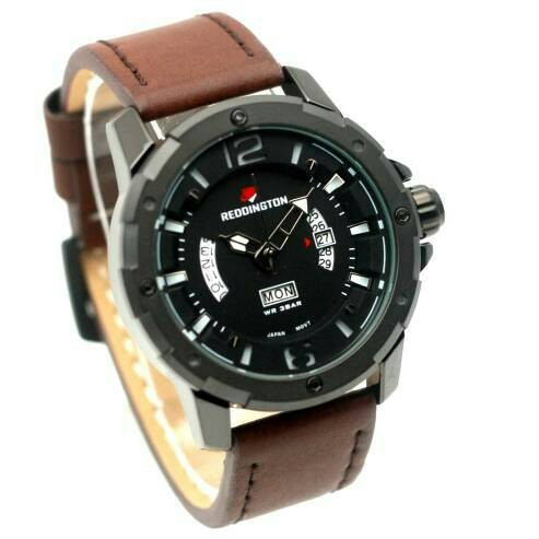 harga Jam tangan reddington 3047 dark brown black white jam tangan original Tokopedia.com