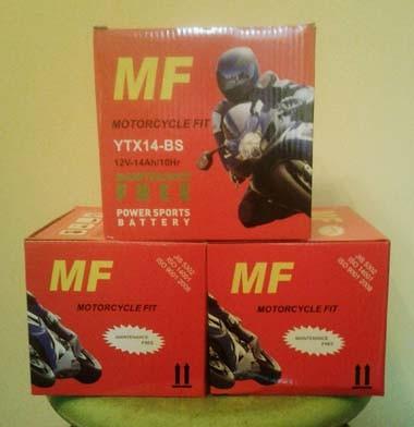 harga Aki motor mf ytx14-bs moge harley honda yamaha gs yuasa toyo Tokopedia.com