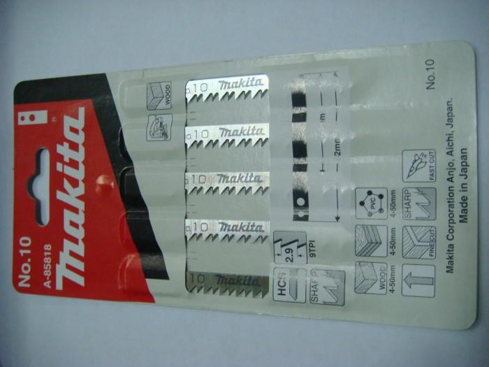 Makita Blade / Mata Jigsaw No 10 (untuk kayu)