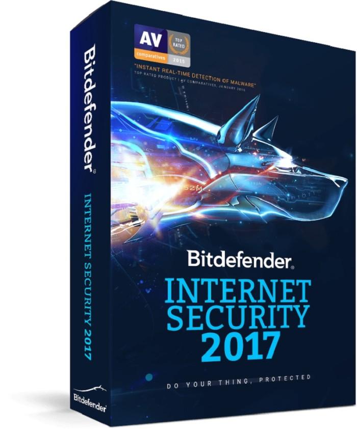 harga Antivirus bitdefender internet security 2017 - 1 pc - 1 year Tokopedia.com