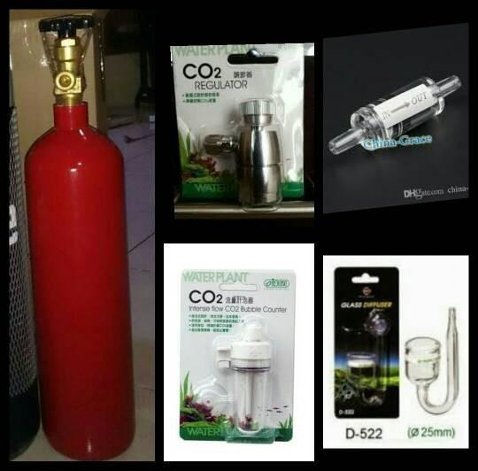 harga Aquascape - paket tabung co2 2kg reg ista standar bc ista Tokopedia.com