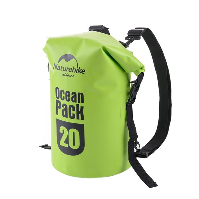harga Dry bag 500d 20l fs16 green nature hike ransel Tokopedia.com