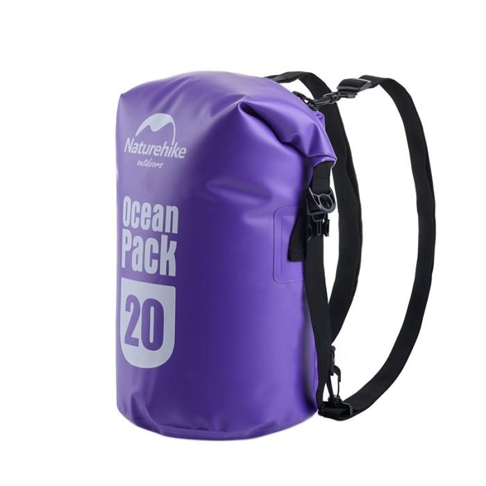 harga Dry bag 500d 20l fs16 purple naturehike ransel Tokopedia.com