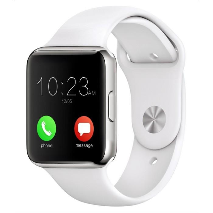 harga Smartwatch a1 / u10 support sim card & memory card putih white u8, u9 Tokopedia.com