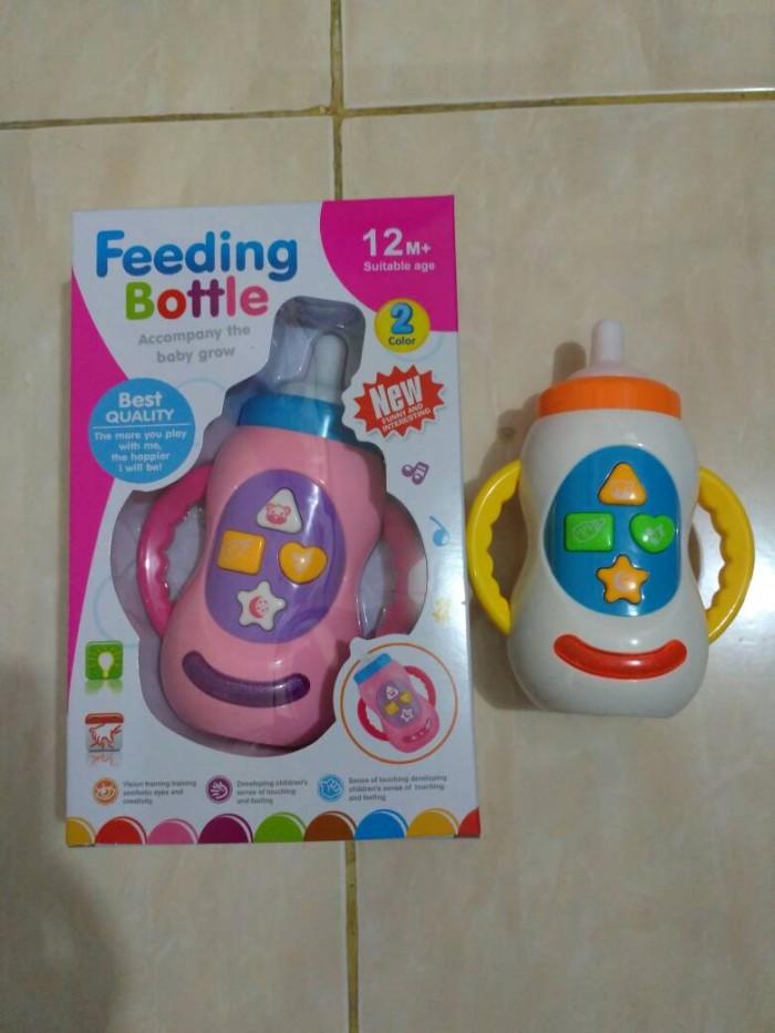 harga Mainan botol dot bayi
