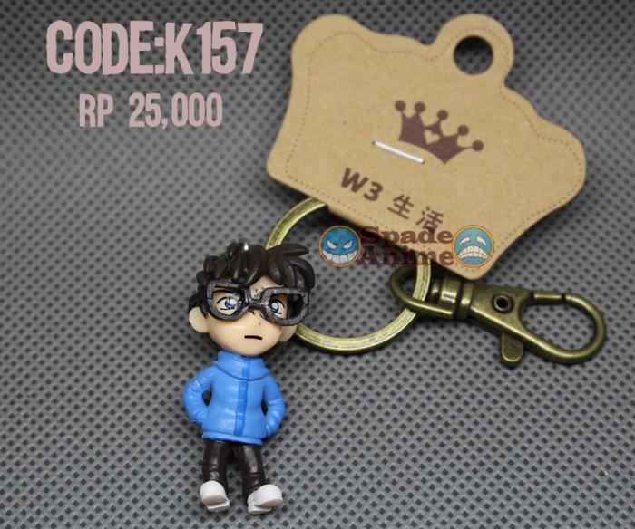 harga Gantungan kunci detective conan action figure lucu (spade shop) keycha Tokopedia.com
