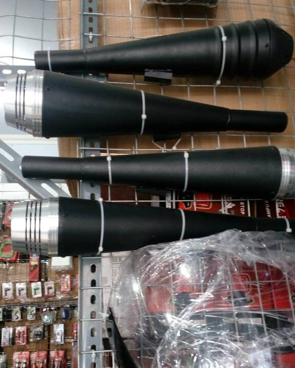 harga Knalpot (silencer) custom japstyle Tokopedia.com