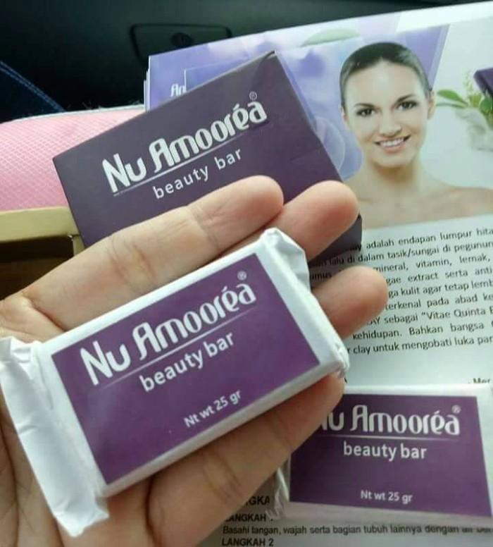 harga Nu Amoorea Beauty Bar Uk.1 Bar || Sabun Nu Amoorea || Sabun Herbal Tokopedia.com