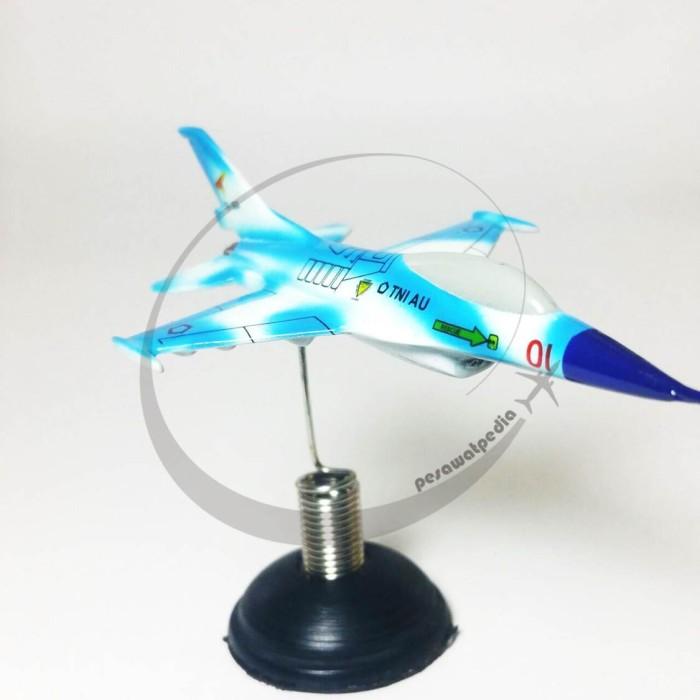 harga Miniatur pesawat per - hiasan dashboard - f16 tni au Tokopedia.com