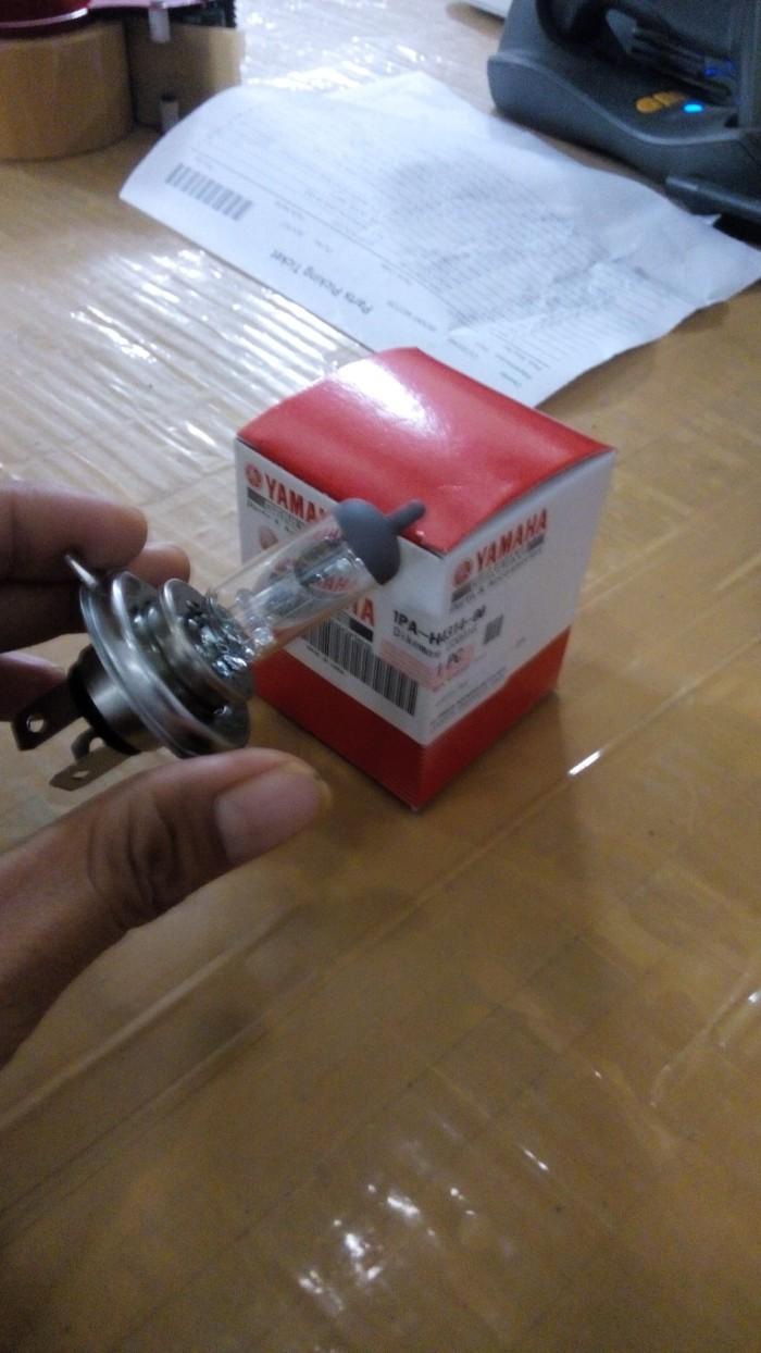 harga Lampu/bohlam depan motor vixion/asli yamaha/baru Tokopedia.com