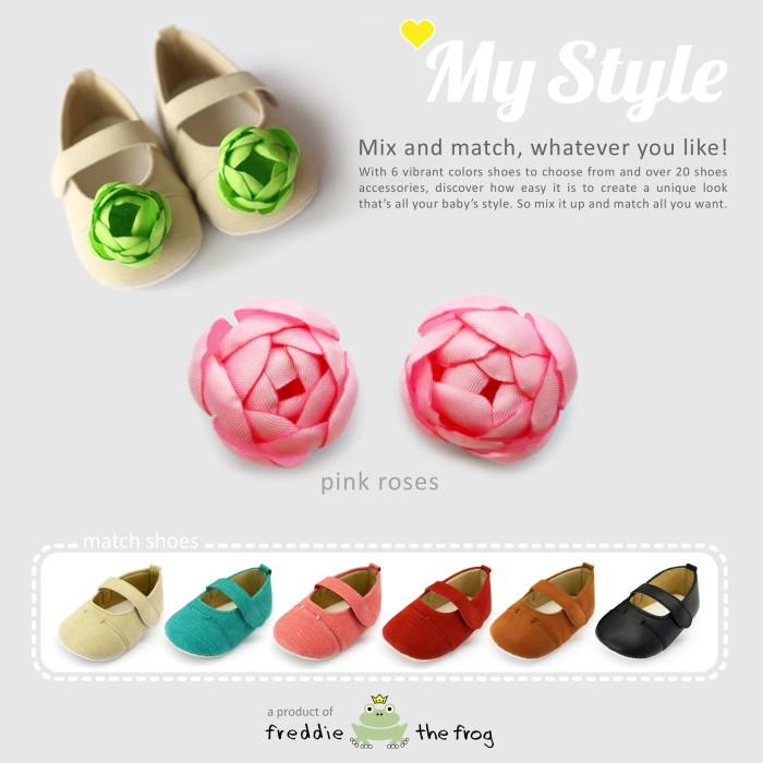 harga Prewalker - sepatu bayi | freddie the frog | my style roses series
