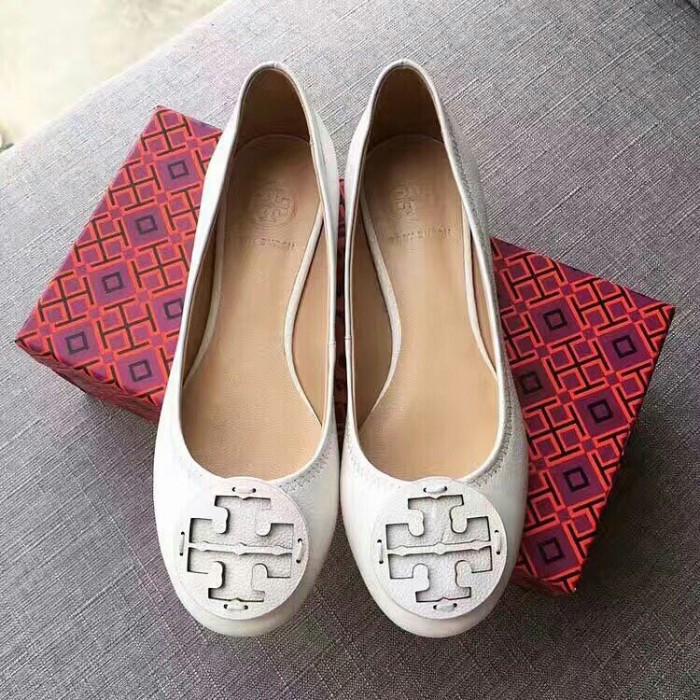 ... Tory burch flat shoes termurah mirrorquality branded kw orileather