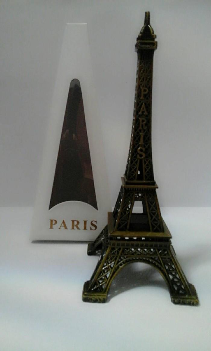 harga Pajangan miniatur menara eifel - 18cm / eiffel tower - paris prancis Tokopedia.com