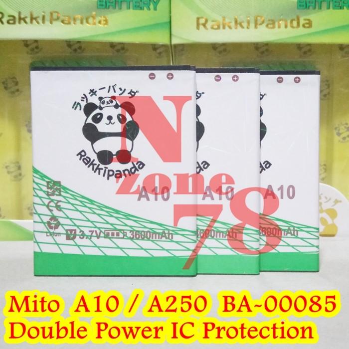 Baterai Mito A250 Ba-00058 Mcom Double Power Protection