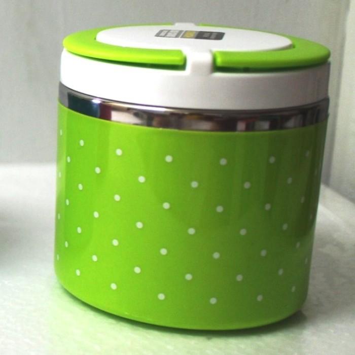 Beli Rantang 3 Susun Stainless Tahan Panas Polkadot Lunch Box Kotak Source · Tahan panas Dan Kedap Udara Lunch Box Source Rantang Susun