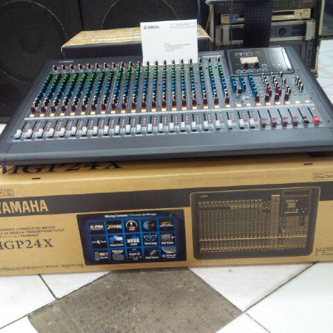 harga Profesional mixer yamaha mgp24x Tokopedia.com