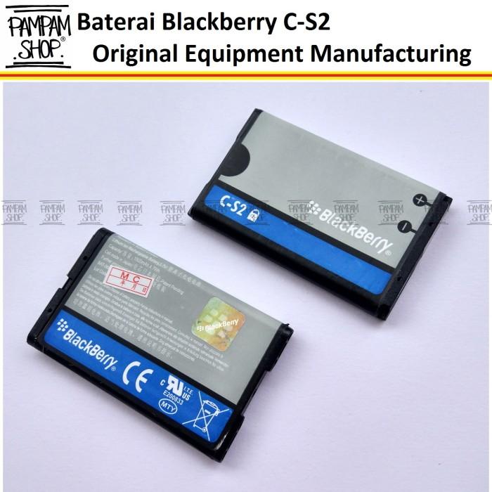 harga Batre / baterai / battery / blackberry cs2 gemini / gemini 3g ori Tokopedia.com
