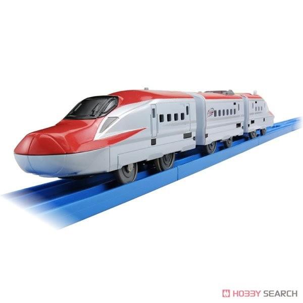 harga Plarail s-14 shinkansen s-e6 komachi (w/magnet coupling) (3 car set) Tokopedia.com