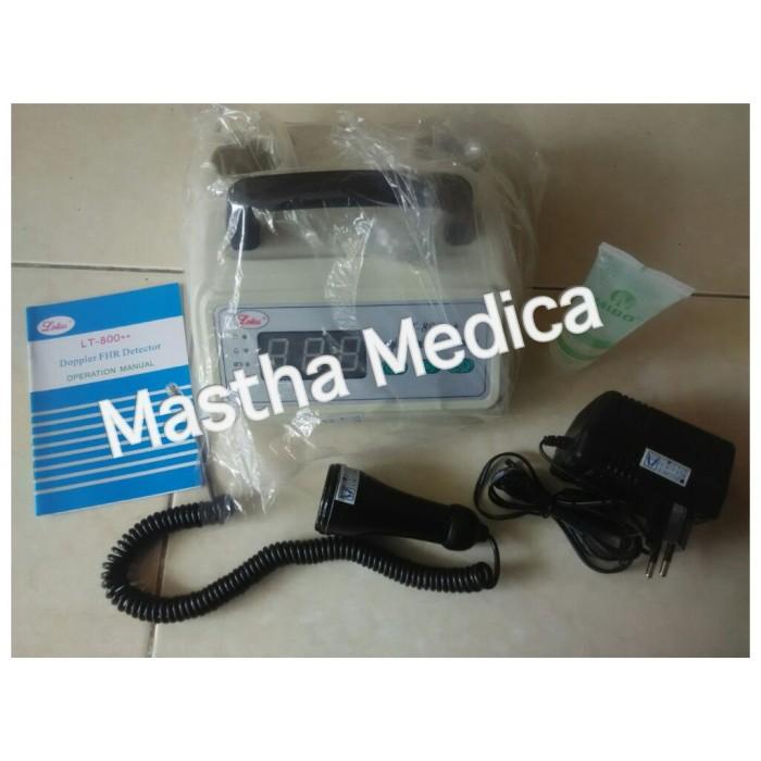 harga Doppler fhr fetal heart rate detector dopler besar lcd lotus lt-800++ Tokopedia.com