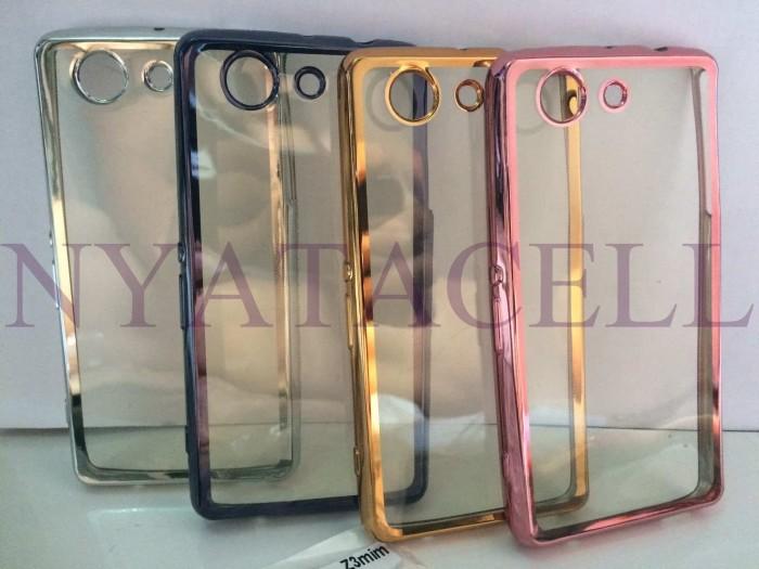 Case List Chrome Sony Xperia Z3 Mini Compact /TPU/Softcase/Ultrath