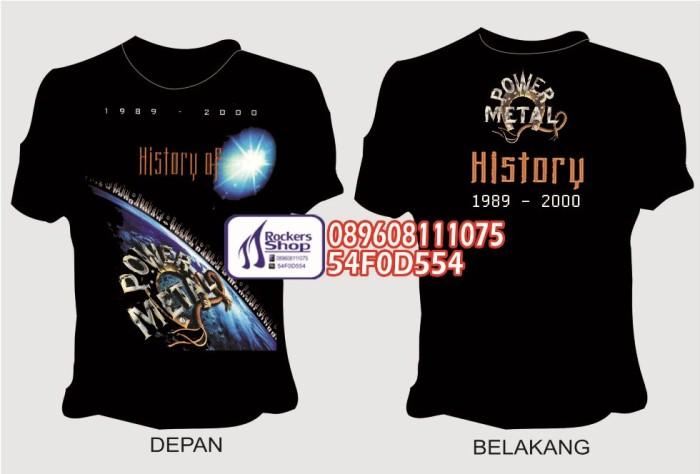 Blacklabel Kaos Hitam Bl Metallica 28 T Shirt Rock Star Metal Band Source .