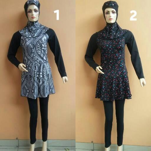 Jual baju renang muslimah dewasa wanita remaja cek harga di ... c6e4d6d238