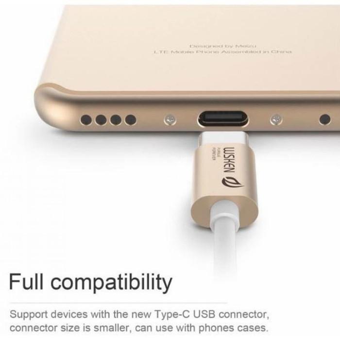 harga Kabel data type c 3.0 wsken metal data cable Tokopedia.com